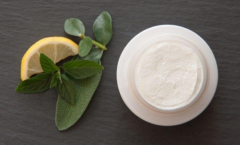 Ingredientes de la crema lassar