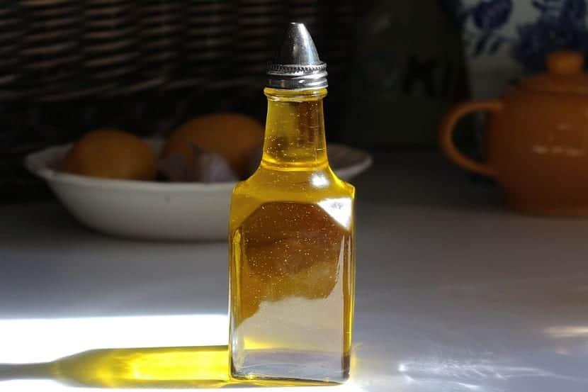 Aceite de oliva para mascarillas