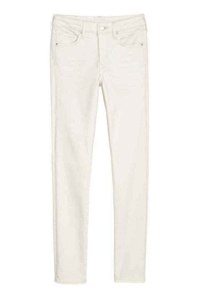 pantalón-blanco-h&m-19,99€