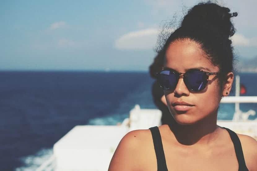 Peinados para mujeres con gafas