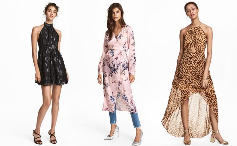 Vestidos de rebajas en H&M