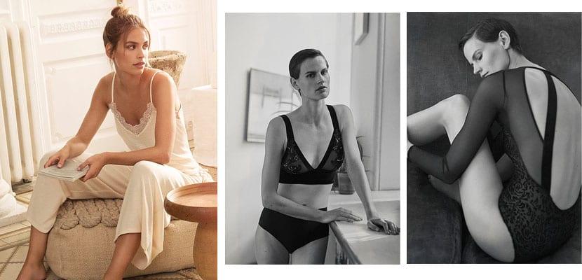 Women'secret y Oysho, nuevas colecciones de lencería