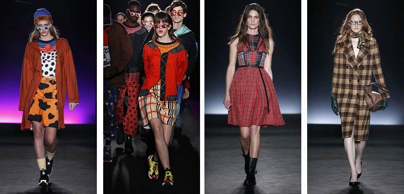 080 Barcelona Fashion: Krizia Robustella y Antonio Miro