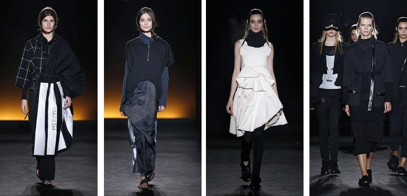 080 Barcelona Fashion: Miriam Ponsa y Txell Miras