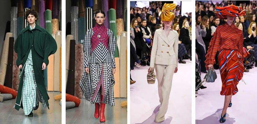 London Fashion Week: Richard Malone y Mulberry