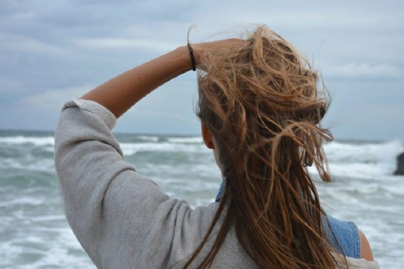 Aceite de oliva para cabello