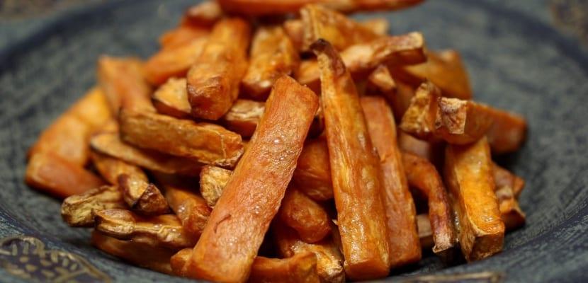 boniato frito