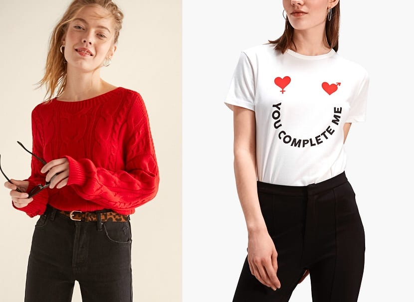 Camisetas y jerséis