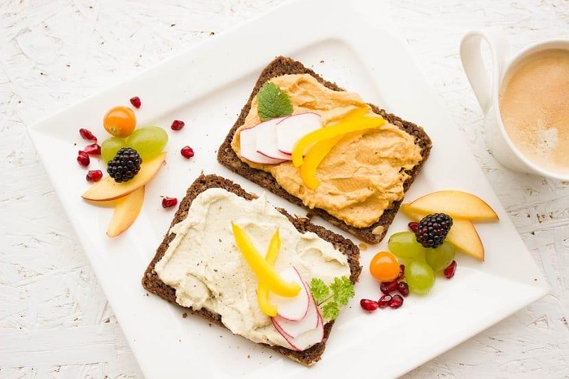 Desayunos antes de hacer ejercicio