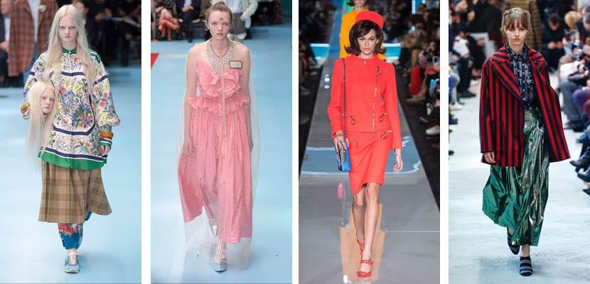 Milan Fashion Week: Gucci, Moschino y Arthur Arbesser