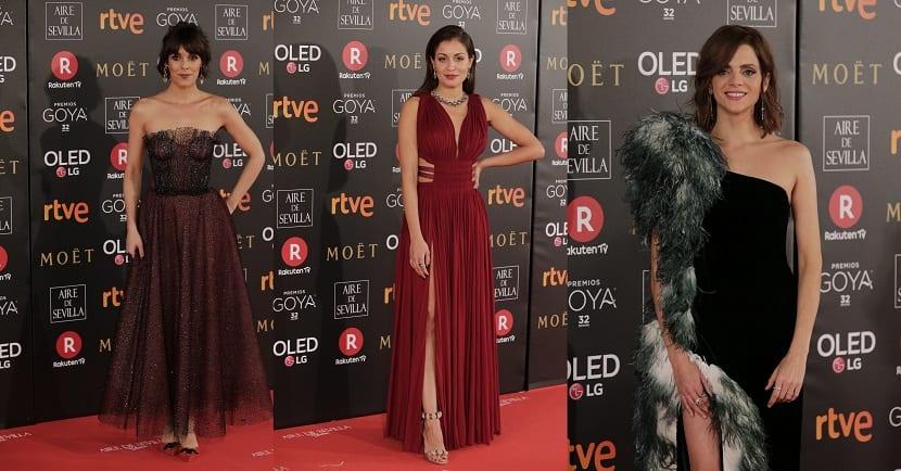Looks Premios Goya 2018