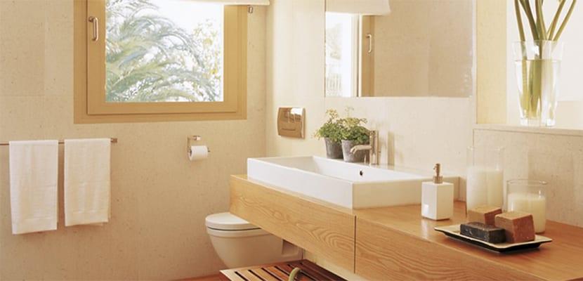 Baños con decoración