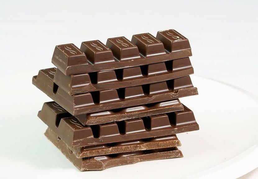 Chocolate negro para estimular cerebro