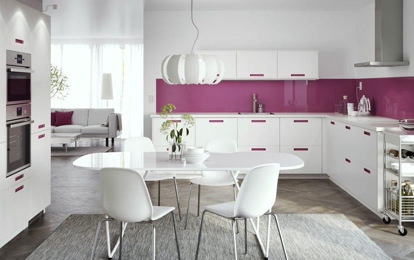 Cocinas de Ikea modernas y elegantes que te sorprenderán