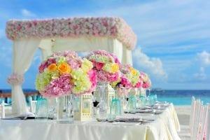 Cómo organizar bodas baratas