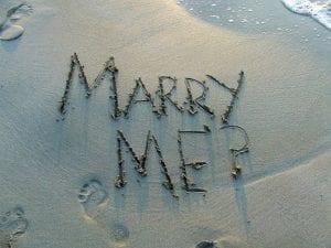 Cómo pedir matrimonio
