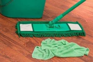 Formas de limpiar el parquet