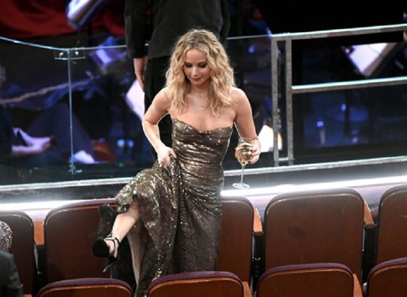 Jennifer Lawrence Óscars 2018