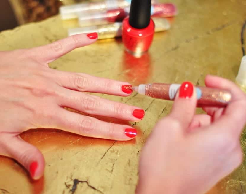 Manicura de uñas