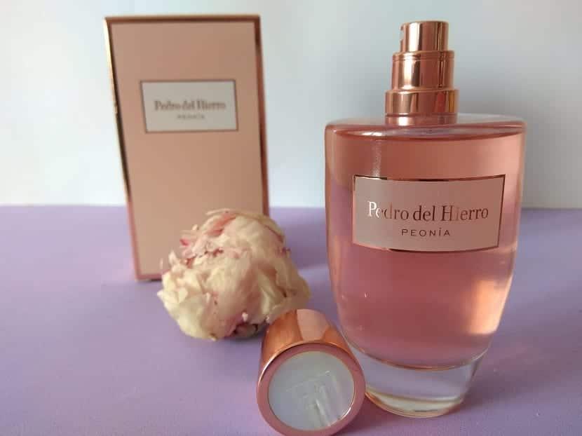 Perfume femenino Pedro del Hierro