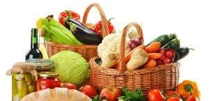 Alimentos naturales y sanos