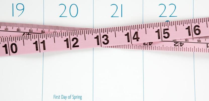 Calendario de hábitos