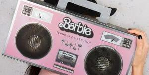 Estuche de maquillaje de Barbie