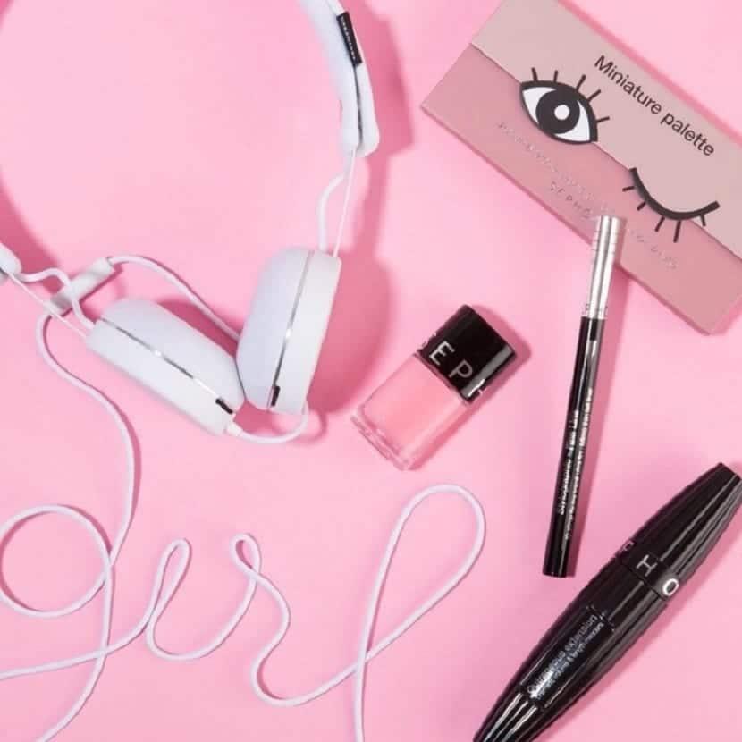 Productos de maquillaje Sephora