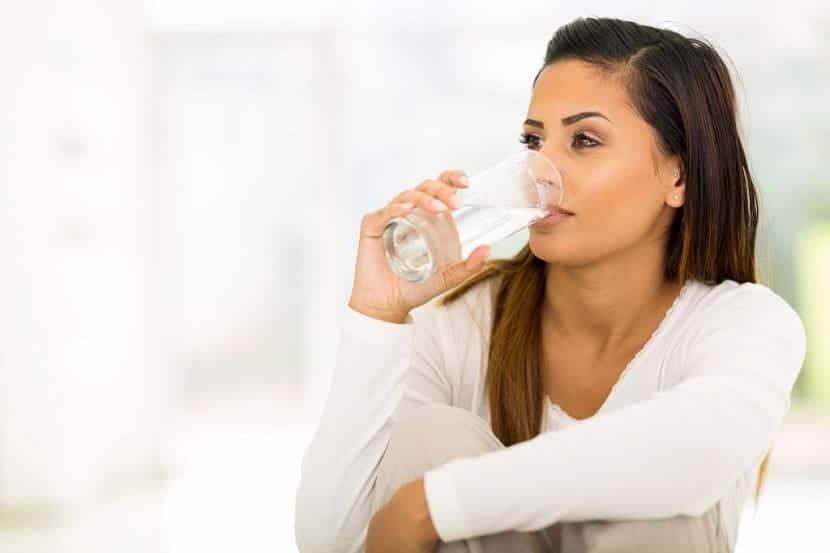 Agua para la belleza