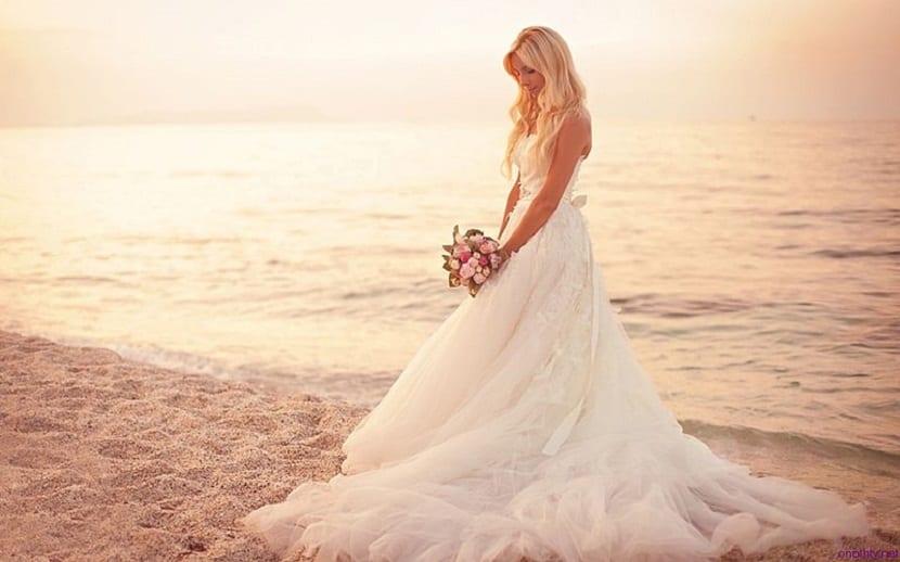 Vestido para boda económica