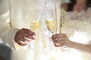 Brindis de boda