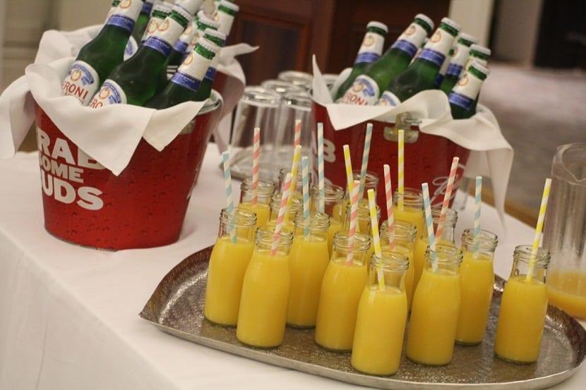 Catering de bodas en casa