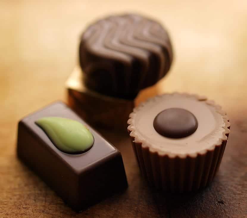 Chocolate puro para la salud