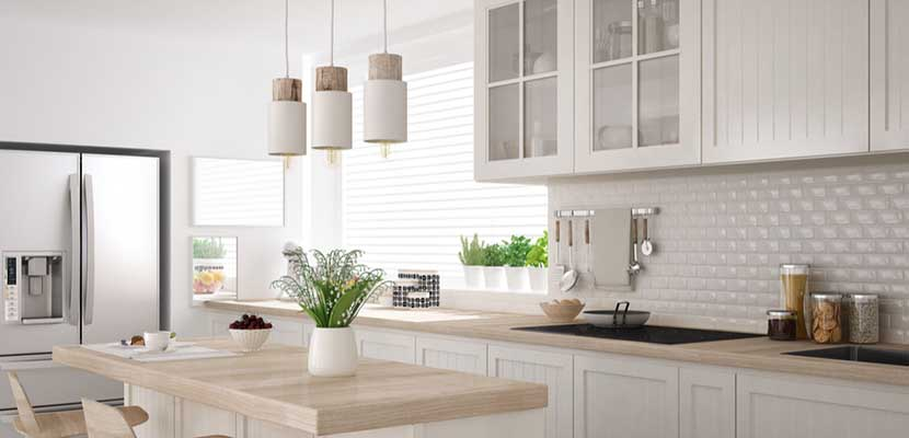Inspiracin para el hogar cocinas modernas