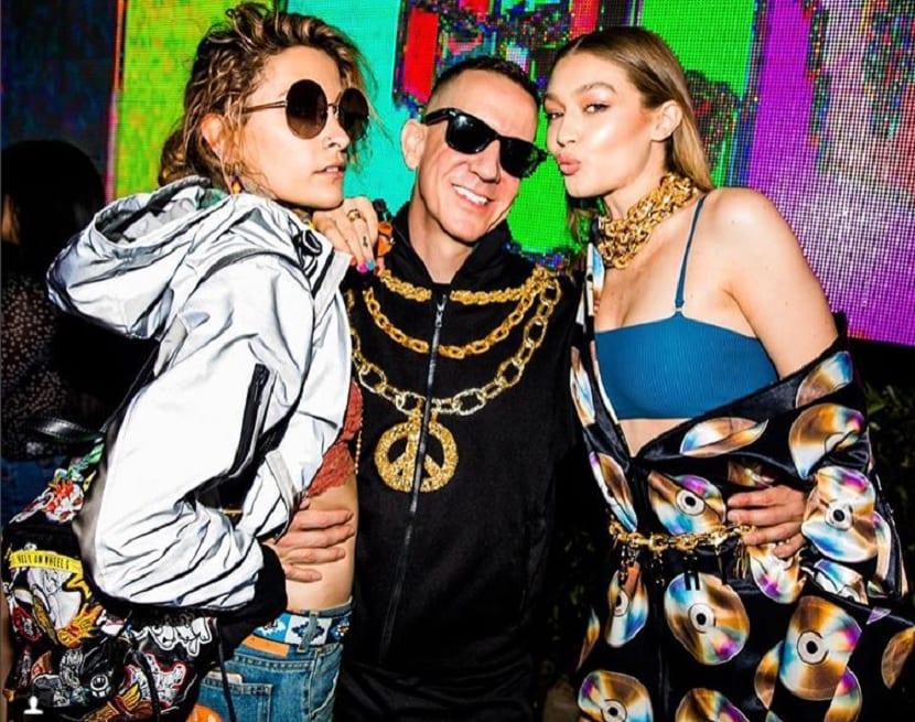 Anuncio de colaboración entre H&M y Moschino