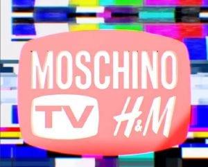 Colaboración Moschino y H&M