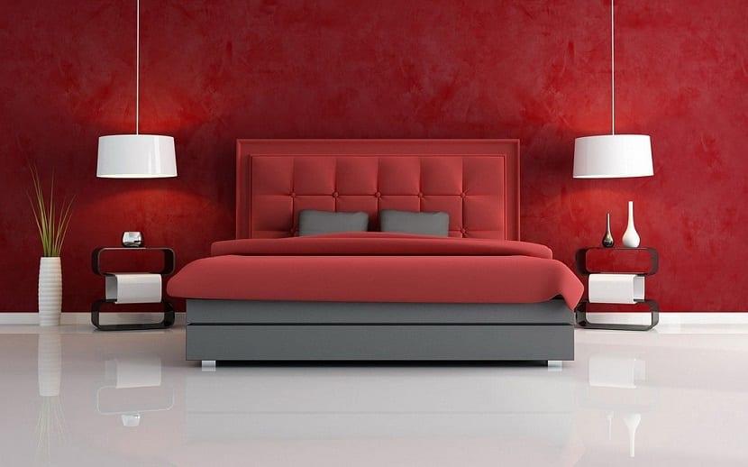 Colores para paredes del dormitorio