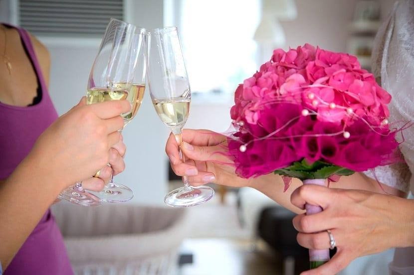 Discurso del brindis de boda