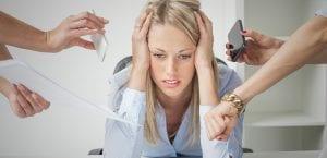 Trastorno del estrés