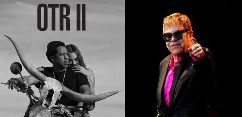 Gira Beyonce/Jay-Z y Elton John