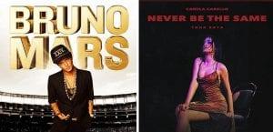 Gira Bruno Mars y Camila Cabello