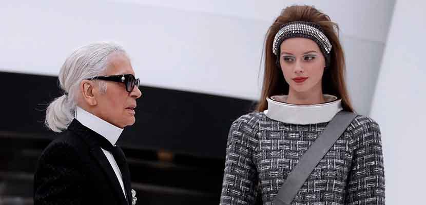 Diseñador de Chanel