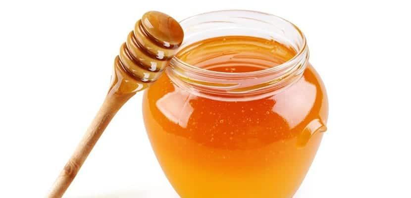 Tarro de miel
