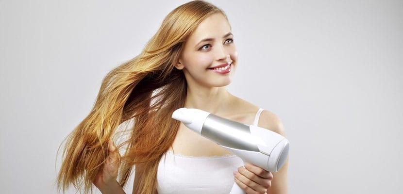 Secador para el cabello