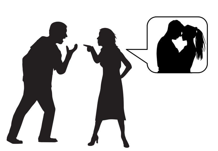 Problemas de infidelidad