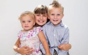 tres hijos