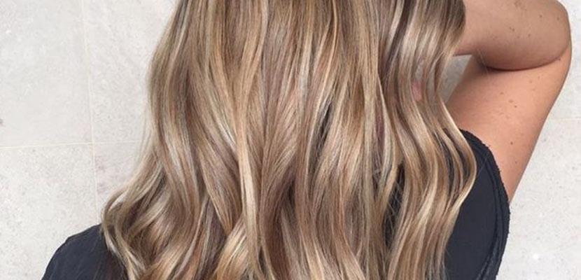 Mechas en el cabello