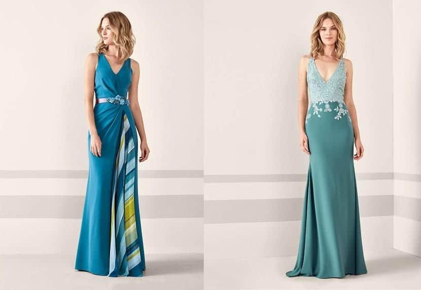 Vestidos de fiesta en pronovias 2019