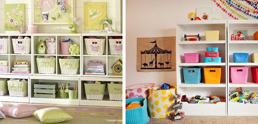Cómo decorar un cuarto de juegos para niños