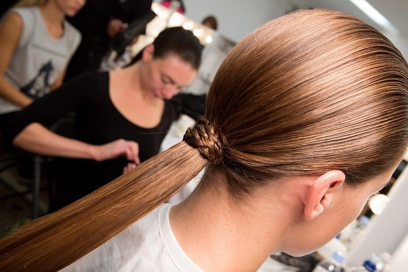 Cómo mantener el pelo liso